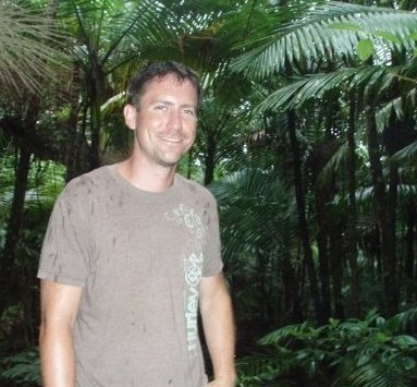 Brian in Rainforest